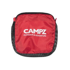 CAMPZ Raincover XL 55-100L rot